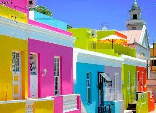 50 fotos e ideas de colores para fachadas de casas y - Ideas para fachadas de casas ...