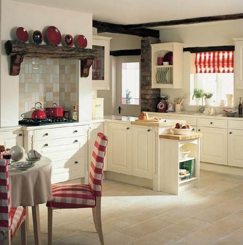 30-fotos-cocinas-decoradas-con-encanto-con-elmentos-en-rojo