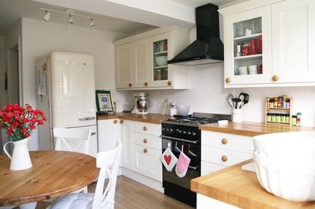 cocinas decoradas De 60 Fotos De Cocinas Decoradas Con Encanto