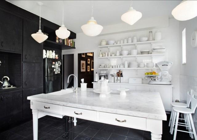 30-fotos-cocinas-decoradas-encanto-detalle-lamparas