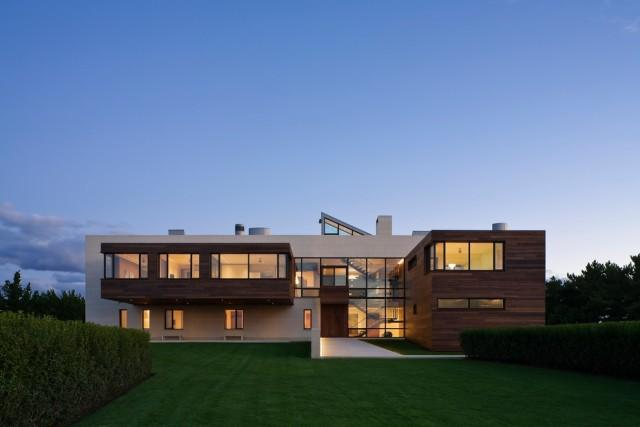 50-fotos-fachadas-casas-mas-bonitas-modernas-del-mundo-casa-de-estilo-moderno-dos-plantas-marron-color-claro
