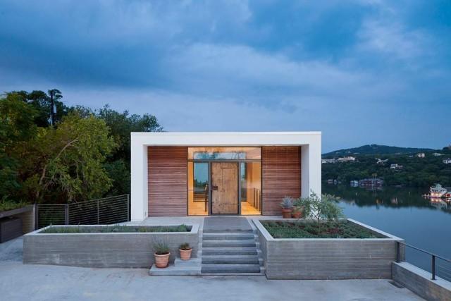 M s de 200 fotos de fachadas de casas modernas y bonitas for Las casas mas modernas