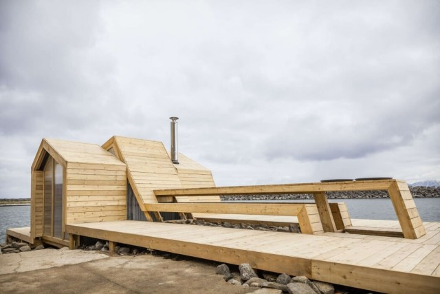 50-photos-facades-houses-more-beautiful-modern-of-the-beach-house-modern-in-wood