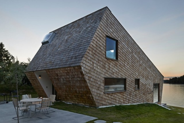 50-photos-facades-houses-more-beautiful-modern-of-the-world-modern-house-of-brick-that-seems-tumbada
