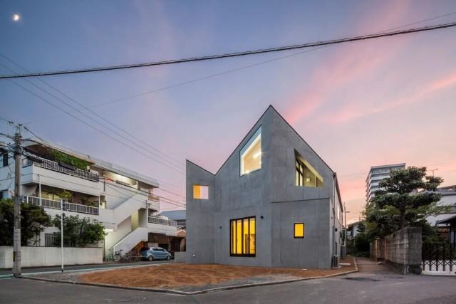 De 200 fotos de fachadas de casas modernas y bonitas del for Imagenes casas modernas
