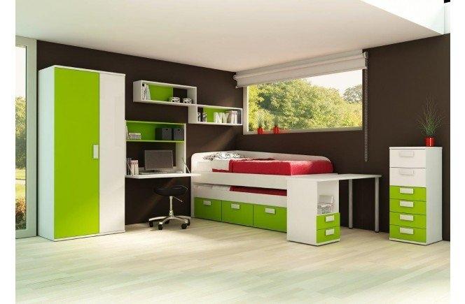 Catálogo dormitorios Conforama 2019 - julio - EspacioHogar.com