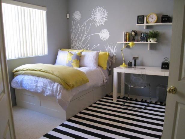 Colores para cuartos juveniles habitaciones en 2018 for Cuarto negro con gris
