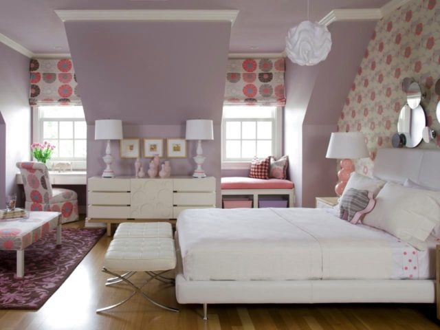 Colour Schemes for Teenage Bedrooms