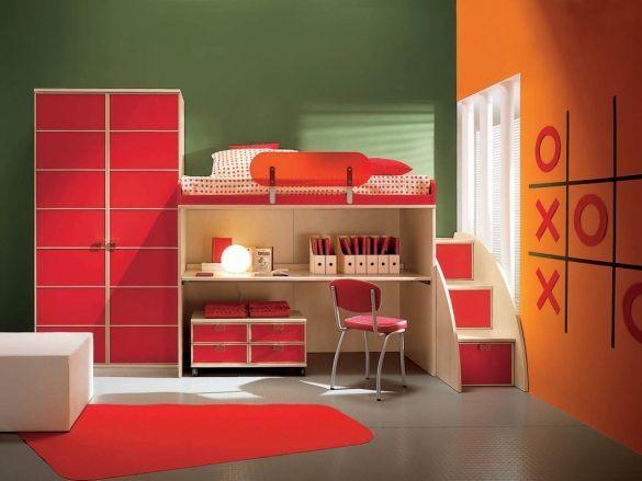 Colores para cuartos juveniles – Habitaciones en 2018 - espaciohogar.com