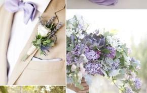 Los colores mas bonitos para decorar una boda en 2017