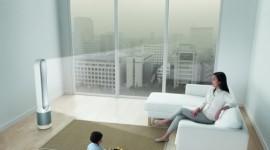 Purificador/ventilador de aire para el interior de tu hogar