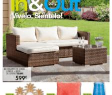 Muebles y decoración de jardín Conforama 2017