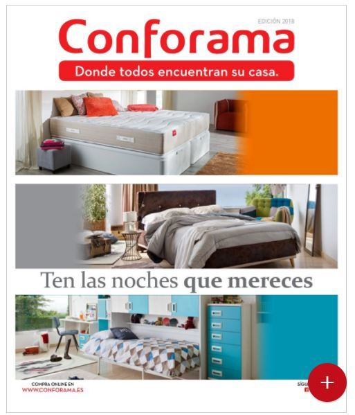 Catalogo Dormitorios Conforama 2018 Espaciohogarcom - Dormitorios-adultos