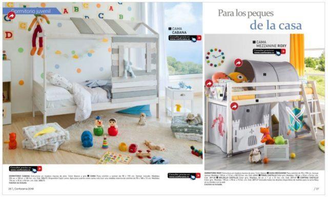 Cat logo dormitorios conforama 2018 - Catalogo habitaciones juveniles conforama ...