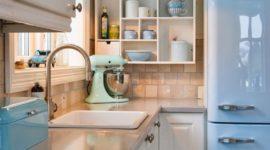 Más de 30 Ideas para decorar una cocina al estilo Vintage