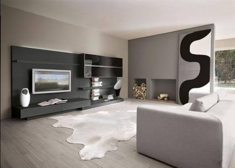 Los colores de moda para la casa en 2018 for Colores de paredes minimalistas