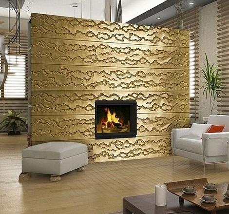 colores-de-moda-para-la-casa-metalizados-chimenea