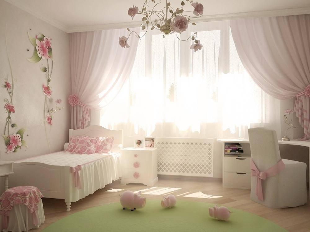 Colores para los dormitorios infantiles