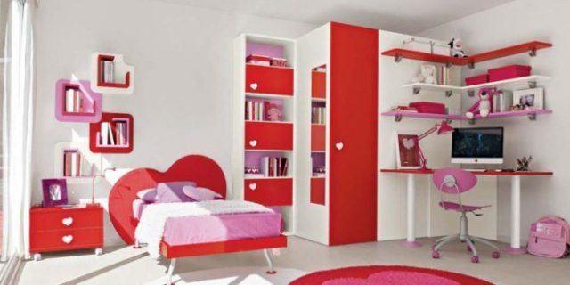 Colores para los dormitorios infantiles - Dormitorios infantiles de nina ...