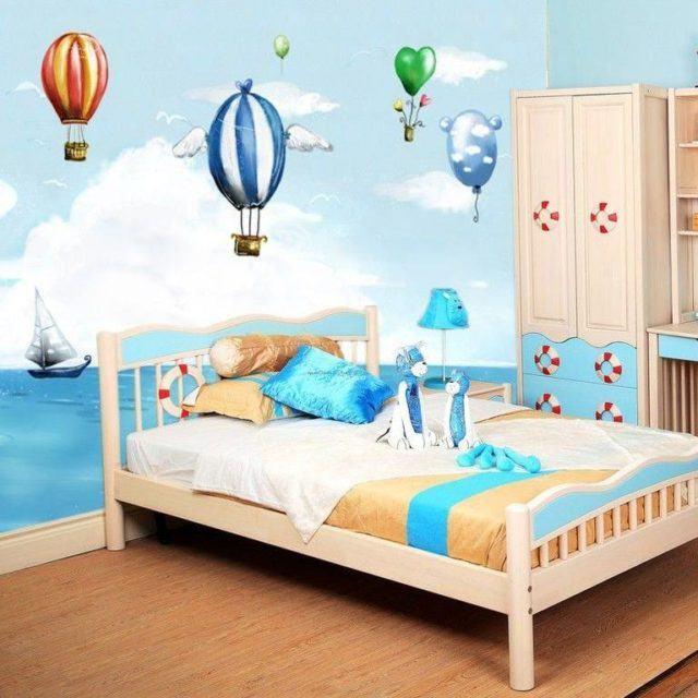 Colores para los dormitorios infantiles for Colores para recamaras 2016