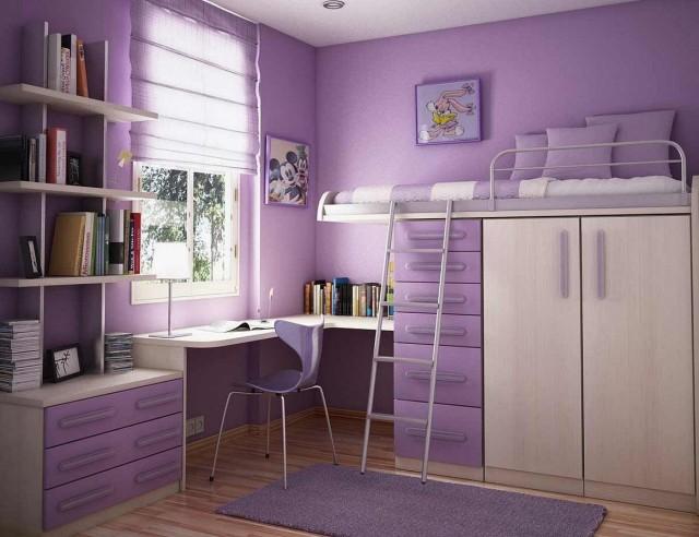 Colores para cuartos juveniles habitaciones en 2019 - Dormitorios juveniles chica ...