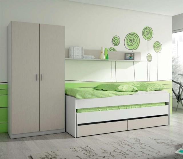 colores-dormitorios-juveniles-verde-blanco
