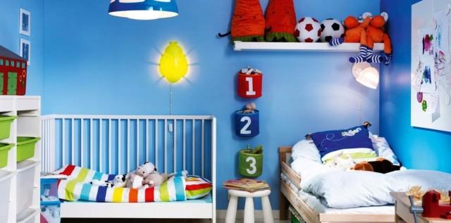 Los colores de cuartos para ni os y ni as de moda en 2018 for Cuartos para nina y nino