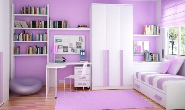 Los colores de cuartos para ni os y ni as de moda en 2018 - Habitaciones infantiles ninas ...