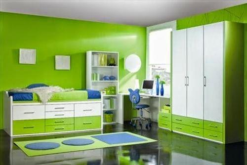 Los colores de cuartos para ni os y ni as de moda en 2019 Colores de paredes de dormitorios