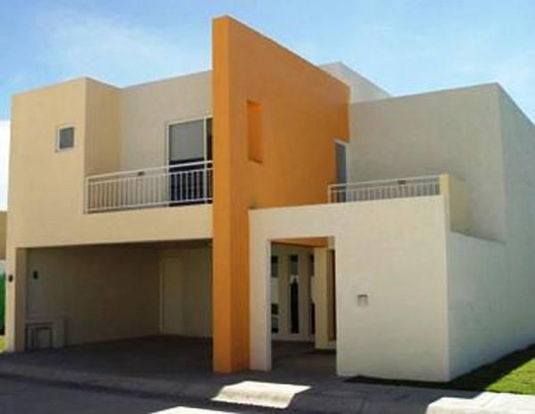 Los colores para casas con estilo en 2016 for Colores para fachadas de casas 2016