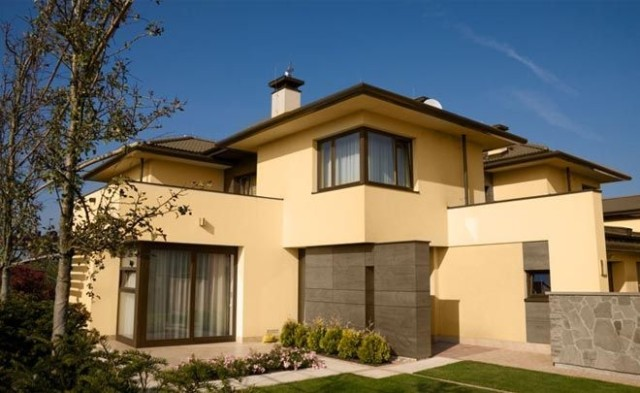 Los colores para casas con estilo en 2018 for Colores para pintar una casa pequena por fuera