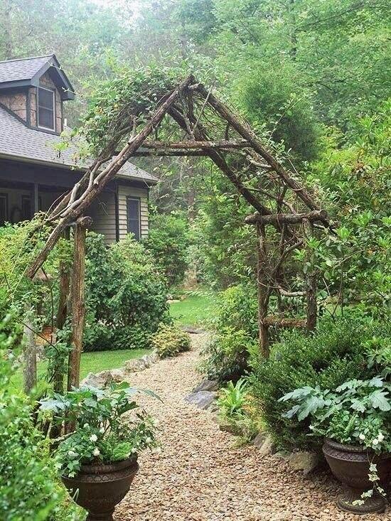 De 100 fotos con ideas de decoraci n de jardines - Decoraciones de jardin ...