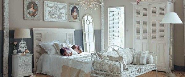 Cómo decorar dormitorios vintage 2017 con estilo | Fotos