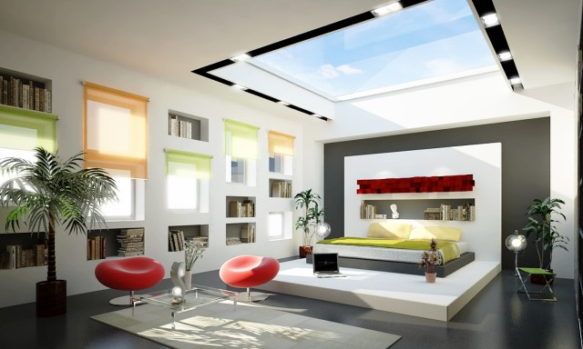 de 100 Fotos con ideas de dormitorios de diseño 2019
