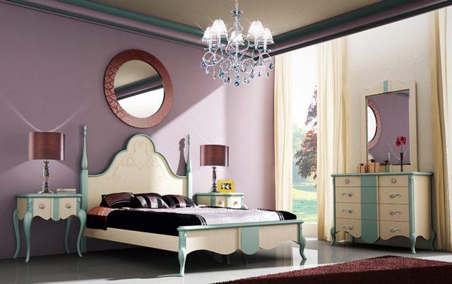 dormitorio-estilo-vintage-retro