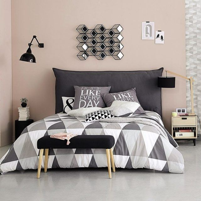 De 100 fotos de dormitorios modernos 2017 for Idee deco chambre adulte romantique