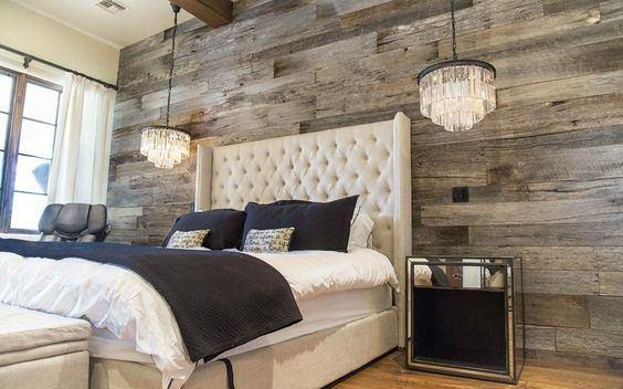 De 100 fotos de dormitorios modernos 2018 - Como pintar un piso pequeno ...