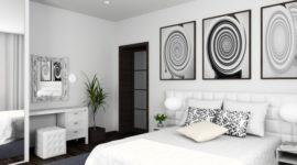 Dormitorios modernos 2017