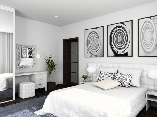 Dormitorios modernos 2018 for Decoracion de dormitorio pequeno para adulto