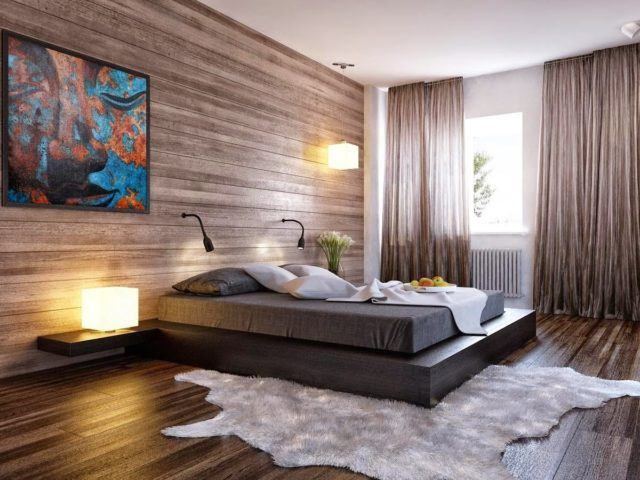 Dormitorios modernos 2018 - Habitacion estilo zen ...
