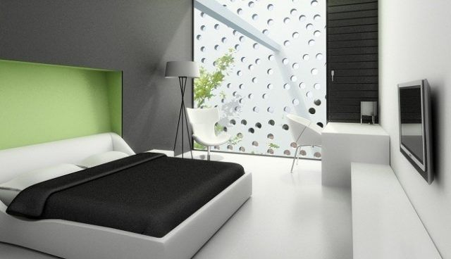 Dormitorios modernos 2018 for Como decorar una habitacion moderna