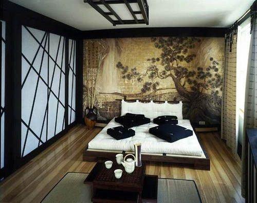 dormitorios-de-diseño-oriental-tatami