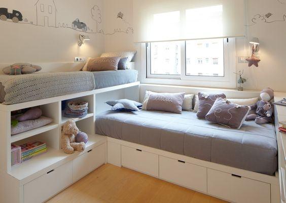 De 100 dormitorios juveniles llenos de inspiraci n - Habitaciones juveniles para chico ...