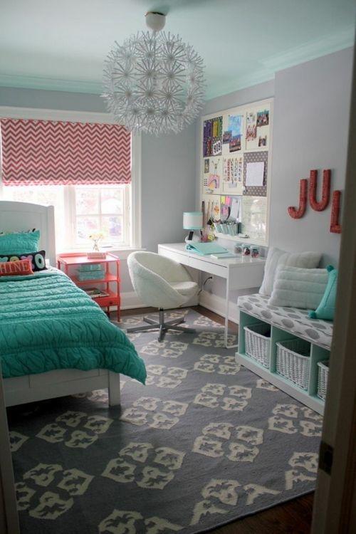 Más de 100 Dormitorios Juveniles 2017 llenos de inspiración