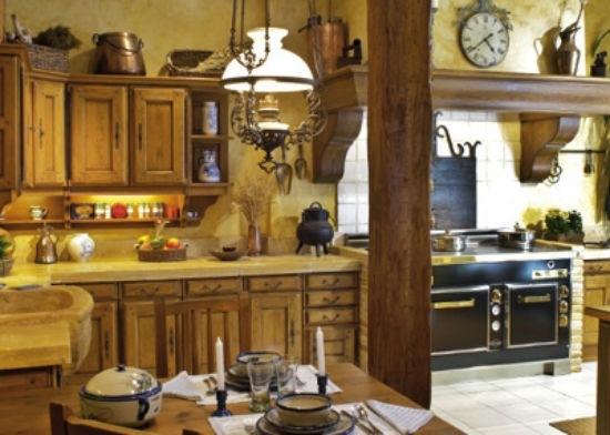 45 fotos de cocinas antiguas o cocinas vintage 2018 for Electrodomesticos vintage baratos