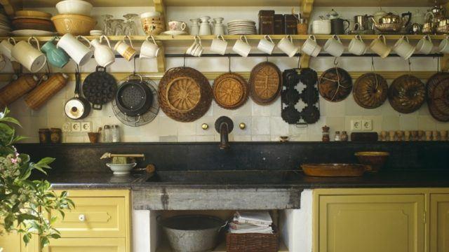 45 fotos de cocinas antiguas o cocinas vintage 2018 - Cocinas vintage modernas ...