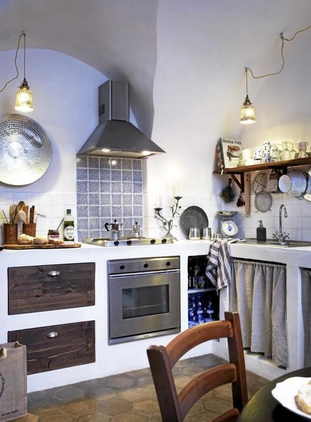 fotos-con-ideas-de-cocinas-de-obra-que-te-van-a-encantar-cocina-con-diseño-rustico-moderno