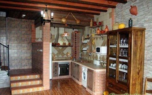 Cocinas rusticas de ladrillo images - Fotos de cocinas rusticas ...