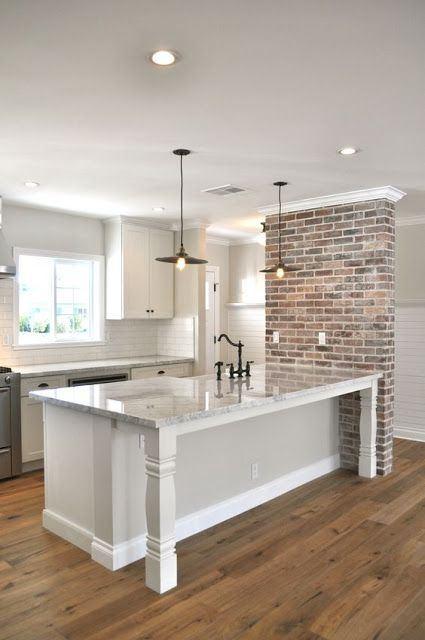 fotos-con-ideas-de-cocinas-de-obra-que-te-van-a-encantar-cocina-con-muro-de-ladrillo