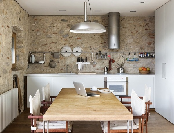 De 100 fotos con ideas de cocinas de obra que te van a encantar